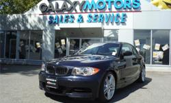 Make BMW Model 1 Series Year 2009 Colour Blue kms 101935 Trans Manual Price: $20,995 Stock Number: N20591 Interior Colour: Tan Engine: 3.0L HPI twin-turbocharged I6 engine w/double VANO Cylinders: 6 Fuel: Gasoline Accident Free, BC Only, Clean 155 Point