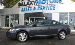 Make Chevrolet Model Cobalt Year 2009 Colour Grey kms 126185 Trans Automatic Price: $8,995 Stock Number: N20770 Galaxy Motors is the #1 used car dealership on Vancouver Island with 5 locations to serve you in Colwood, Duncan, Nanaimo, Courtenay and now in