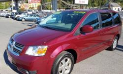 Make Dodge Model Caravan Year 2009 Colour Burgandy kms 97000 Trans Automatic automatic, very low K's, fully loaded, DVD player, back up camera, fold and hide seats, very clean unit, one owner, rebuilt status, free 12 month warranty +.REDUCED PRICE FROM