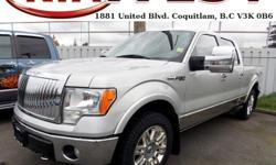 This 2009 Ford F-150 Platinum Crew 4x4 has just arrived to our lot. Many features that it includes are alloy wheels, fog lights, key pad entry, tinted rear windows, leather interior, sunroof, power windows/locks/mirrors, steering wheel media control,