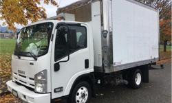 Make Isuzu Year 2009 Colour White kms 286876 Price: $15,980 Stock Number: 5894 VIN: jalc4w16x97002039 Interior Colour: Grey Engine: 5.2L Cylinders: 4 Fuel: Diesel 12 foot cube truck. This truck was a reefer unit. Reefer has been removed and used as a