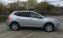 Make Nissan Model Rogue Year 2009 Colour Silver kms 113000 Trans Automatic Fuel efficient All-wheel-drive SUV! A/C, power windows, heated seats, remote start, cruise control, CD. Everything is clean, everything works. Includes winter and summer tires.