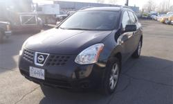 Make Nissan Model Rogue Year 2009 Colour Black kms 108989 Price: $8,200 Stock Number: BC0027027 Interior Colour: Black & Red Cylinders: 4 Fuel: Gasoline 2009 Nissan Rogue SL AWD, 2.5L, 4 cylinder, 4 door, 4WD, 4-Wheel ABS, cruise control, air