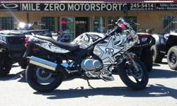 31k kms New Tires, Custom Rockstar Graphic Trades Welcome Financing available at http://www.themilezero.com/pages/financing Mile Zero Motorsports 3-13136 Thomas Rd Ladysmith B.C. Everything Starts Here!!!