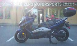 Only 14k kms. Great shape with Rear Box Trades Welcome Financing available at http://www.themilezero.com/pages/financing Mile Zero Motorsports 3-13136 Thomas Rd Ladysmith B.C. Everything Starts Here!!!