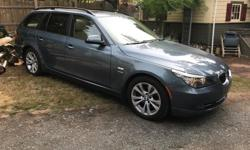 Year 2010 Colour Neptune Blue Trans Automatic kms 100000 The 2010 BMW 535 Xi Touring was originally sold new in the US and was imported into Canada by its previous owner in 2010 less than a year old. The car has been maintained locally by BMW and has