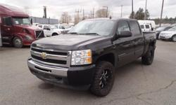 Make Chevrolet Model Silverado 1500 Year 2010 Colour Black kms 39700 Price: $16,850 Stock Number: BC0027058 Interior Colour: Black Cylinders: 8 Fuel: Gasoline 2010 Chevrolet Silverado 1500 LS Crew Cab 4WD, 4.8L, 8 cylinder, 4 door, automatic, 4WD, 4-Wheel