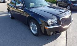 Make Chrysler Model 300 Year 2010 Colour Black kms 58000 Trans Automatic Top of the line with active GPS and BOSTON permium sound system. Local . one owner. Rebuilt status. Free 12 month warranty+.. We accept cash, Debit and major credit cards, FINANCE