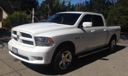 Make Dodge Model Ram 1500 Year 2010 Colour White kms 63500 Trans Automatic Selling my 2010 Dodge full load Sport super crew 4x4 with ONLY 63500k!!!!!! This truck is fully loaded with heated/ air conditionined seats, heated steering wheel, navigation,