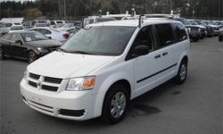 Make Dodge Model Grand Caravan Year 2010 Colour White kms 88240 Price: $10,750 Stock Number: BC0027732 Interior Colour: Black Cylinders: 6 Fuel: Gasoline 2010 Dodge Grand Caravan Cargo Van w/ Ladder Rack, 3.3L, 6 cylinder, 4 door, automatic, FWD, cruise