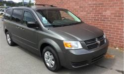 Make Dodge Model Grand Caravan Year 2010 Colour Grey kms 195278 Price: $7,995 Stock Number: M8-3595 Interior Colour: Grey Cylinders: 6 Fuel: Gasoline If this vehicle fits you're driving needs please give us a call for a test drive. We are the largest used