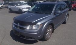 Make Dodge Model Journey Year 2010 Colour Blue kms 97357 Price: $12,510 Stock Number: BC0027662 Interior Colour: Black Cylinders: 6 Fuel: Gasoline 2010 Dodge Journey RT AWD, 3.5L, 6 cylinder, 4 door, automatic, AWD, 4-Wheel ABS, cruise control, air
