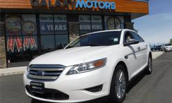 Make Ford Model Taurus Year 2010 Colour White kms 53429 Trans Automatic Price: $19,995 Stock Number: C18548A Interior Colour: Black Engine: 3.5L V6 FI DO Cylinders: 6 Fuel: Gasoline Alloy Wheels, Bluetooth, Power Moonroof, Satellite Radio, Dual Climate
