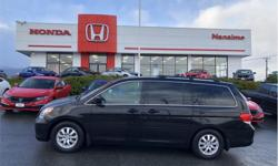 Make Honda Model Odyssey Year 2010 Colour Crystal Black Pearlcoat kms 105460 Price: $17,823 Stock Number: H16666A VIN: 5FNRL3H74AB049397