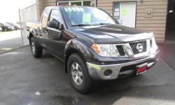 Make Nissan Model Frontier 4WD Year 2010 Colour BLACK kms 179370 Trans Automatic Frontier is a great truck and this one is a beauty too! Agile and sturdy, drives great and has a very impressive cabin and dash! This is a very nice pickup, very clean, no
