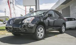 "Make Nissan Model Rogue Colour BLACK Trans Automatic kms 106175 2010 NISSAN ROGUE SL AWD Price $ 16988 * Stock # BRO121986 Exterior Colour: BLACK Odometer: 106175 4-Cylinder Engine All Wheel Drive ABS Brakes Air Conditioning 17"" Alloy Wheels Aluminum"