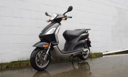 Make Piaggio Model Fly Year 2010 kms 12290 MID-ISLAND VESPA/PIAGGIO DEALER AND SERVICE CENTER WE SELL PARTS, ACCESSORIES AND SERVICE FOR ALL VESPA AND PIAGGIO MODELS. Tuff City Powersports Ltd. 151 Terminal Ave Nanaimo, BC V9R 5C6 (250) 591-0415 9am - 5pm
