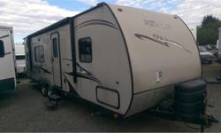 Price: $25,750 Stock Number: DCG1454Y Clean Wonderfully kept Unit, Perfect Summer Option for the Growing Family at a Great Price Don't Miss out! 5000 Lbs Dry Weight GVWR 7500 Lbs Options Batteries #1 Power Awning 2 Way Fridge Propane Tank Size #30 Propane