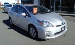 Make Toyota Model Prius Year 2010 Colour Silver kms 139704 Trans Automatic Price: $13,998 Stock Number: 10785A Interior Colour: Grey Cylinders: 4 Fuel: Hybrid-Electric 2010 Toyota Prius Hybrid. Achieve up to 76 MPG in the City! Low Kms and Low Price!Call