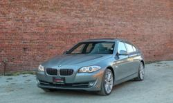Make BMW Model 535i xDrive Year 2011 Colour Grey kms 110000 Trans Automatic Automatic AWD 110,*** KM 3.0L I-6 CYL No Accidents Local BC Sedan Heated Leather Seats Navigation Push Start AUX/USB Inputs Sunroof Dual Climate Control SALE PRICE: $17,998**