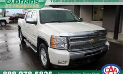 Make Chevrolet Model Silverado 1500 Year 2011 Colour White kms 156794 Trans Automatic Price: $26,499 Stock Number: 6680B Engine: 5.3L V8 Cylinders: 8 INTERESTED? TEXT 3062016848 WITH 6680B FOR MORE INFORMATION! $26499 - Reverse sensors heated seats and