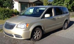 Make Chrysler Model Town & Country Year 2011 Colour White Gold kms 76200 Trans Automatic 2011 Chrysler Town & Country Touring with Dual DVD's and Sunroof. Local Island Van, Accident free and in Excellent Condition. Fully inspected and Professionally