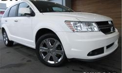 Make Dodge Model Journey Year 2011 Colour White kms 61032 Trans Automatic Price: $16,995 Stock Number: CX3131 VIN: 3D4PH6FG3BT529045 Interior Colour: Black Engine: 3.6L V6 VVT Fuel: Gasoline Bluetooth, Heated Leather Seats, Sunroof, Navigation! This 2011