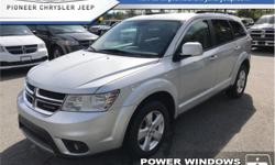 Make Dodge Model Journey Year 2011 Colour Silver kms 143782 Trans Automatic Price: $8,999 Stock Number: UT6545 VIN: 3D4PG5FG3BT566545 Engine: 283HP 3.6L V6 Cylinder Engine Fuel: Gasoline Air Conditioning, Steering Wheel Audio Control, Aluminum Wheels, Fog
