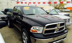 Make Dodge Model Ram 1500 Year 2008 Colour Black kms 108539 Trans Automatic Park City Motors Ltd Located at 610 Albert St Regina, Sk (306) 757-4165 www.parkcitymotorsregina.com STOCK # 500865 Financing Available OAC Options: - 5.7L V8 Hemi - 4 X 4 - Quad