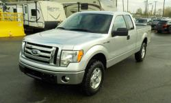 Make Ford Model F-150 Year 2011 Colour Silver kms 203309 Trans Automatic Stock #: BC0030650 VIN: 1FTFX1ET3BFD15972 2011 Ford F-150 XLT SuperCab 6.5-ft. Bed 4WD EcoBoost, 3.5L, 6 cylinder, 4 door, automatic, 4WD, 4-Wheel ABS, cruise control, air