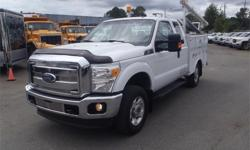 Make Ford Model F-350 Year 2011 Colour White kms 180035 Price: $17,860 Stock Number: BC0027530 Interior Colour: Tan & Black Cylinders: 8 Fuel: Gasoline 2011 Ford F-350 SD HD SuperCab with Service Box 4WD, 6.2L, 8 cylinder, 4 door, automatic, 4WD, 4-Wheel