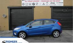 Make Ford Model Fiesta Year 2011 Colour Blue kms 72740 Trans Manual Price: $9,195 Stock Number: HA0762A VIN: 3FADP4FJ9BM209067 Engine: 120HP 1.6L 4 Cylinder Engine Fuel: Gasoline Low Mileage, Bluetooth, Premium Sound Package, SYNC, SiriusXM, Aluminum