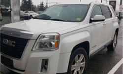 Make GMC Model Terrain Year 2011 Colour White kms 119552 Trans Automatic Price: $12,995 Stock Number: N20457A VIN: 2CTFLRECXB6364885 Interior Colour: Black Engine: 2.4L Inline4 Engine Configuration: Inline Cylinders: 4 Fuel: Regular Unleaded AWD, AC,