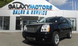 Make GMC Model Yukon Year 2011 Colour Black kms 102693 Trans Automatic Price: $40,995 Stock Number: M20055 Interior Colour: Black Engine: VORTEC 6.2L V8, FLEXFUEL, SFI, VVT Cylinders: 8 Fuel: Flex Fuel Accident Free, BC Only, 2 NEW Front Tires, Backup