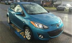 Make Mazda Model MAZDA2 Year 2011 kms 96386 Trans Manual Price: $6,862 Stock Number: X13181 VIN: JM1DE1HY7B0113062 Interior Colour: Black Engine: 1.5L Inline4 Engine Configuration: Inline Cylinders: 4 Fuel: Regular Unleaded Accident-Free, Smoke-Free, One