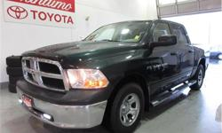 Make Ram Model 1500 Year 2011 Colour Green kms 58861 Trans Automatic Price: $21,995 Stock Number: 20010CH VIN: 1D7RV1CT8BS648025 Interior Colour: Green Fuel: Regular Unleaded Call us toll-free at 1 877 295-1367