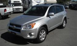 Make Toyota Model RAV4 Year 2011 Colour Silver kms 98605 Price: $16,780 Stock Number: BC0027782 Interior Colour: Grey Cylinders: 4 Fuel: Gasoline 2011 Toyota RAV4 Limited 4WD, 2.4L, 4 cylinder, 4 door, automatic, 4WD, 4-Wheel ABS, cruise control, air