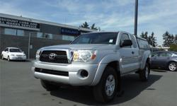Make Toyota Model Tacoma Year 2011 Colour Silver kms 78924 Trans Automatic Price: $29,995 Stock Number: C20550 Interior Colour: Grey Engine: 4.0L DOHC SMPI 24-valve V6 engine -inc: variable-v Cylinders: 6 Fuel: Gasoline Accident Free, BC Only, NEW Tires,