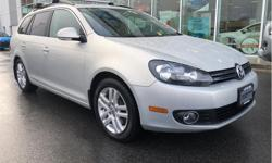 Make Volkswagen Model Golf Year 2011 Colour Silver kms 158143 Trans Automatic Price: $12,995 Stock Number: 190133B VIN: 3VWPL8AJ9BM601383 Interior Colour: Black Engine: I-4 cyl Fuel: Diesel Local To B.C. With No Accidents...Every Select pre-owned vehicle