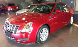 Make Cadillac Colour BURGUNDY Trans Automatic kms 49000 ONLY 49,000 KM, BALANCE OF CADILLAC WARRANTY, PANORAMIC SUNROOF, LEATHER, HEATED SEATS, BLUETOOTH, FACTORY REMOTE START, ALLOYS, KEYLESS ENTRY, ALLOYS, 3.0 L, V6, AUTO, MUCH MORE, FAMILY OWNED AND