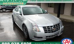 Make Cadillac Model CTS Year 2012 Colour Silver kms 100759 Trans Automatic Price: $19,997 Stock Number: 6445C Interior Colour: Grey Engine: 3.0L V6 Cylinders: 6 Fuel: Gasoline INTERESTED? TEXT 3062016848 WITH 6445C FOR MORE INFORMATION! $19997 - 2012