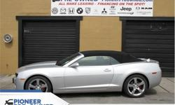 Make Chevrolet Model Camaro Year 2012 Colour Grey kms 26949 Trans Automatic Price: $24,288 Stock Number: HA5550 VIN: 2G1FC3D36C9195550 Engine: 3.6L V6 Cylinder Engine Fuel: Gasoline Low Mileage, Leather Seats, Bluetooth, Heated Seats, Premium Sound