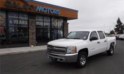 Make Chevrolet Model Silverado 1500 Year 2012 Colour White kms 71689 Trans Automatic Price: $30,995 Stock Number: M19434 Interior Colour: Grey Engine: 5.3L SFI FLEX FUEL V8 (VORTEC) Cylinders: 8 Fuel: Flex Fuel Accident Free, Cruise Control, Air