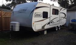 Year: 2012 Make: Coleman Model: Dutchmen CT249BH Length: 25 foot Price: $22,900 obo Excellent condition!!! Used only 5 times and well maintained. Please call or email for more information or to come look at it. **Open to offers!** * Sleeps 6 comfortably: