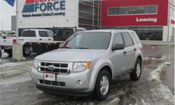 Make Ford Model Escape Year 2012 Colour Grey kms 138962 Trans Automatic Price: $14,998 Stock Number: 153886 VIN: 1FMCU9DG9CKA17977 Interior Colour: Black Cylinders: 4 - Cyl Fuel: Gasoline This 2012 Ford Escape XLT 5 Passenger 4X4 SUV comes with a 6-speed