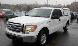 Make Ford Model F-150 Year 2012 Colour White kms 184514 Trans Automatic Stock #: BC0030557 VIN: 1FTEX1CM4CFC25576 2012 Ford F-150 SuperCab 6.5-ft. Bed 2WD with Canopy, 3.7L, 6 cylinder, 4 door, automatic, RWD, 4-Wheel ABS, cruise control, air