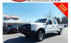 2012 Ford F250 Super Duty Crew Cab 4WD with power locks/windows/mirrors, A/C, AM/FM stereo, rear defrost and so much more! STK # 219678 DEALER #31228 Need to finance? Not a problem. We finance anyone! Good credit, Bad credit, No credit. We handle car