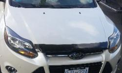 Make Ford Model Focus Year 2012 Colour White kms 64400 Trans Automatic Recently bought used (about a month ago), but got a new job and have to relocate so reselling for lump sum of $19600 (remaining owed) or someone to take over the finance payments of