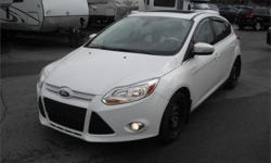 Make Ford Model Focus Year 2012 Colour White kms 46351 Price: $8,830 Stock Number: BC0027752 Interior Colour: Black & White Cylinders: 4 Fuel: Gasoline 2012 Ford Focus SEL, 2.0L, 4 cylinder, 4 door, FWD, 4-Wheel ABS, cruise control, air conditioning,