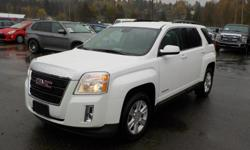 Make GMC Model Terrain Year 2012 Colour White kms 119906 Trans Automatic Stock #: BC0030564 VIN: 2GKFLTE57C6353715 2012 GMC Terrain SLE2 AWD, 3.0L, 6 cylinder, 4 door, automatic, AWD, 4-Wheel ABS, cruise control, air conditioning, AM/FM radio, CD player,
